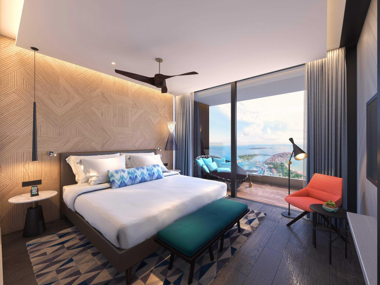 Ara Design The Alma Resort In Vietnam Nha Trang, Khanh Hoa Province, Vietnam Nha Trang, Khanh Hoa Province, Vietnam Alma1-Bedroom01   30753