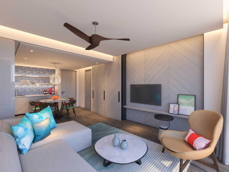Ara Design The Alma Resort In Vietnam Nha Trang, Khanh Hoa Province, Vietnam Nha Trang, Khanh Hoa Province, Vietnam Alma2-Living-Room03   30754