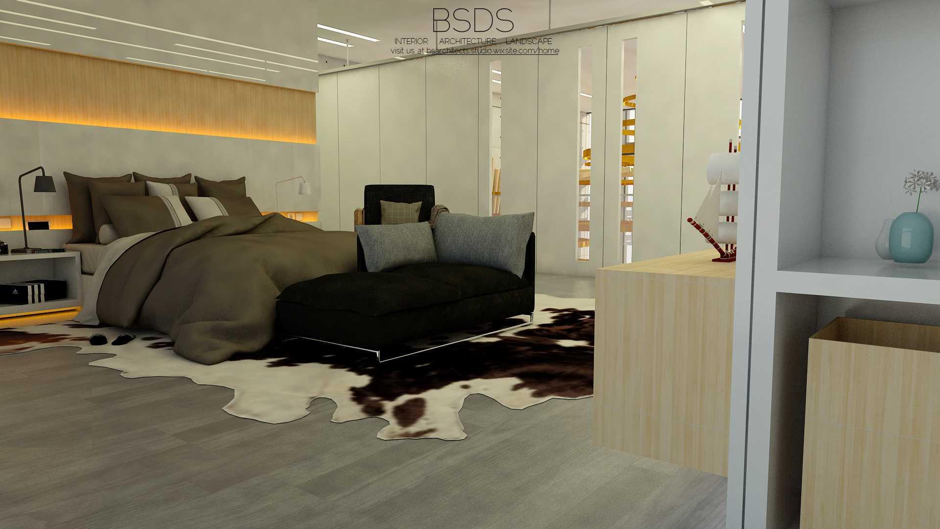 Bsds De' Flex Soho Jakarta, Daerah Khusus Ibukota Jakarta, Indonesia  Home-Floor-1 Kontemporer  34114