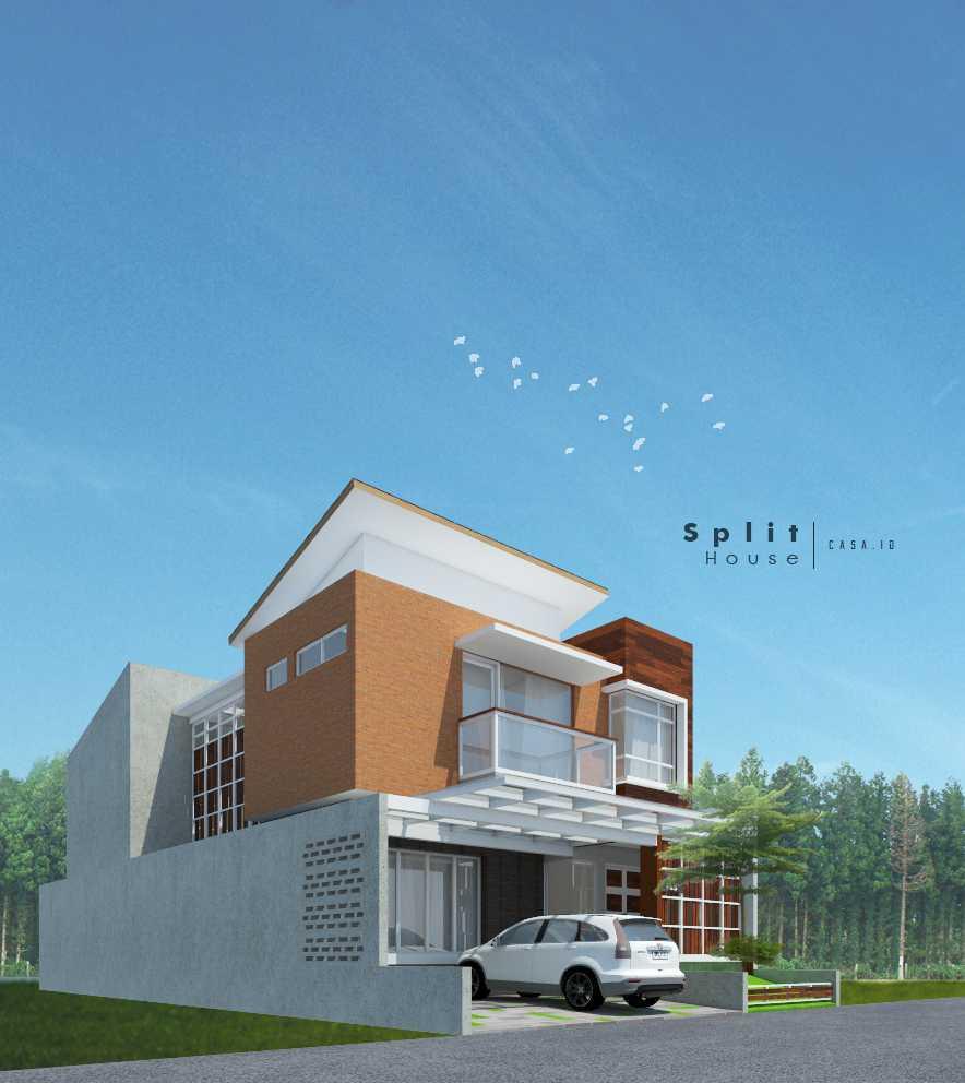 Casa.id Architecture & Design Dyg01 Pekanbaru, Kota Pekanbaru, Riau, Indonesia Pekanbaru, Kota Pekanbaru, Riau, Indonesia Exterior View Contemporary  40565