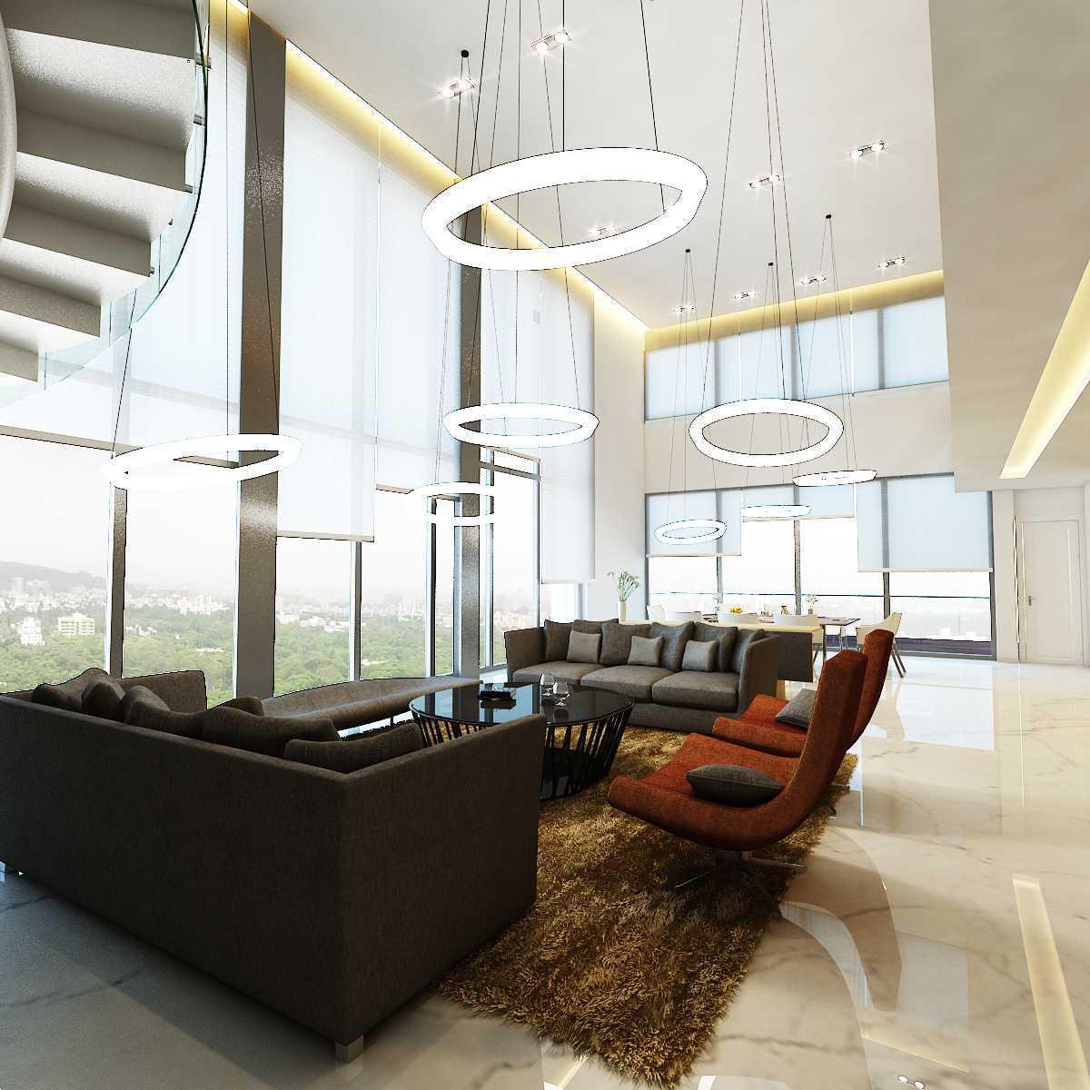 Saka Design Lab Private Residential _ 2 Dhanori Lohagaon Rd, Kutwal Colony, Lohgaon, Pune, Maharashtra 412105, India India Ashish-C3 Modern  34988