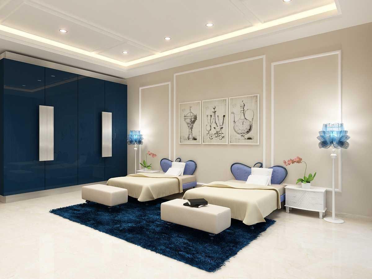 Saka Design Lab Private Residential _ 3 India India Bedroom-2C1 Kontemporer  35024