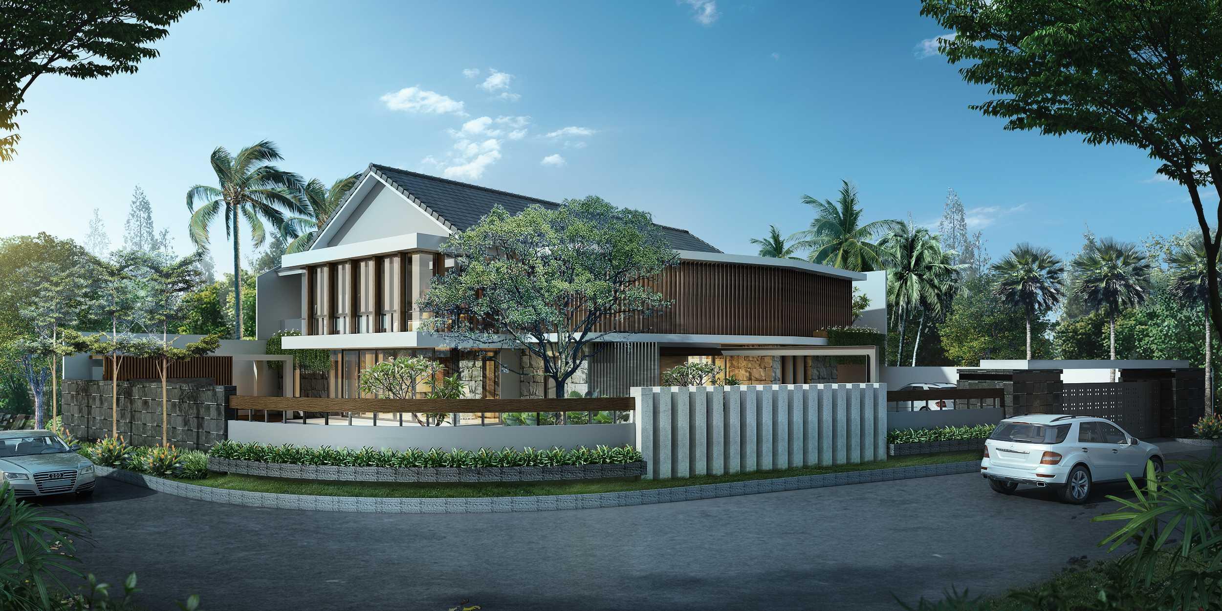 Agung Soejanto Architects Mg House Surabaya City, East Java, Indonesia Surabaya City, East Java, Indonesia  Kontemporer,tropis,modern  31197