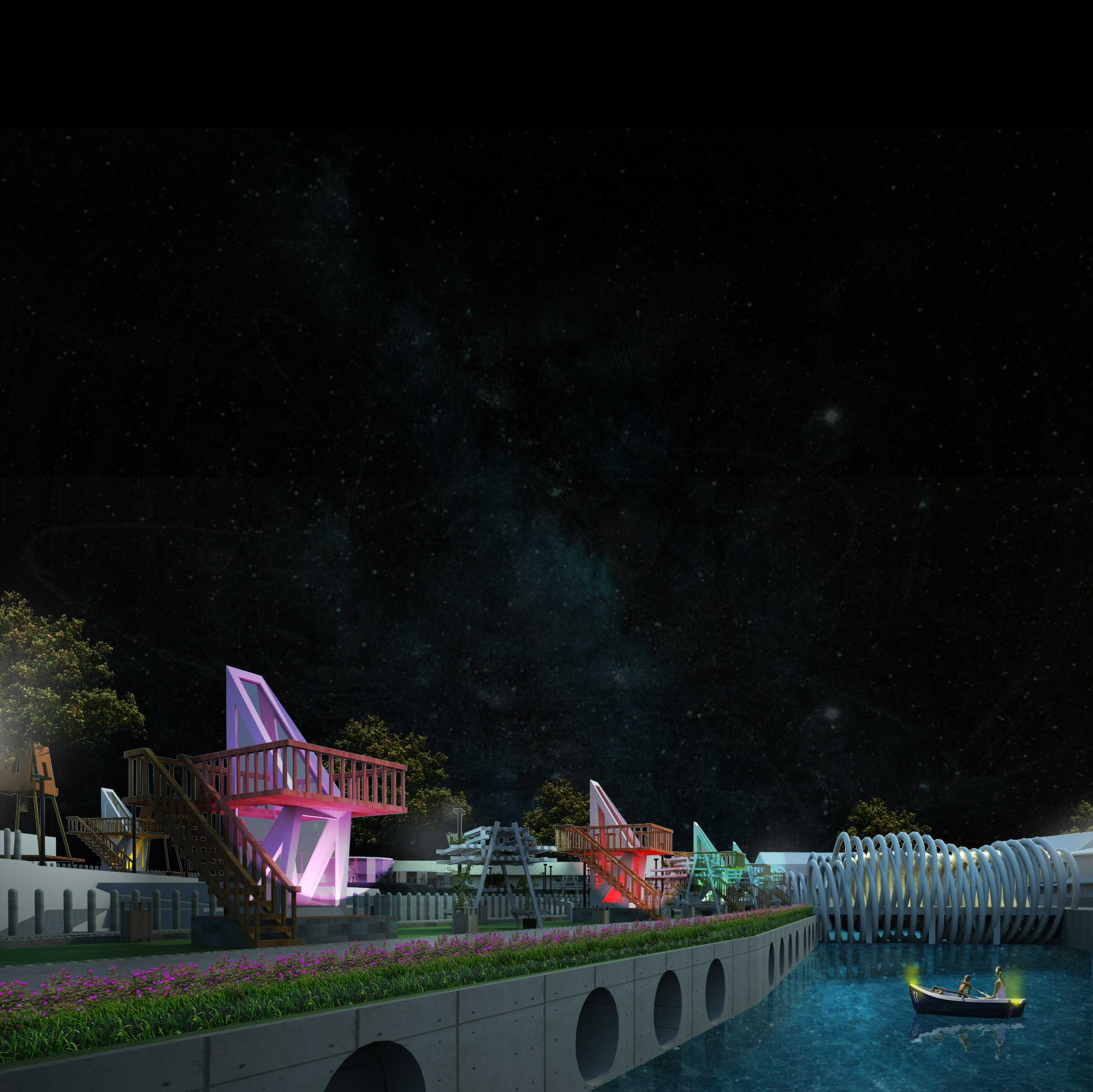 Aid - Alvian Imantaka Design Kali Semarang Riverfront Semarang, Kota Semarang, Jawa Tengah, Indonesia Semarang, Kota Semarang, Jawa Tengah, Indonesia Frontiersq   31278
