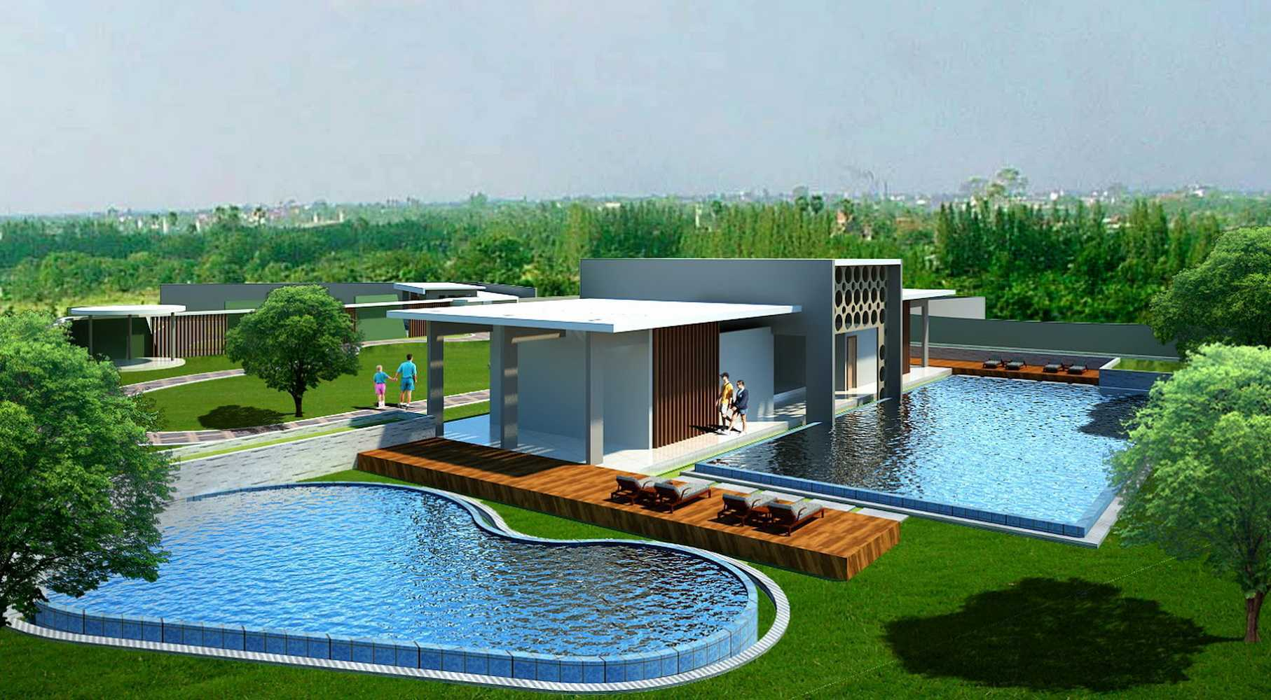 Ardiansyah Basha Clubhouse Modernhill  Pondok Cabe Udik, Pamulang, South Tangerang City, Banten 15418, Indonesia  Back View   32354