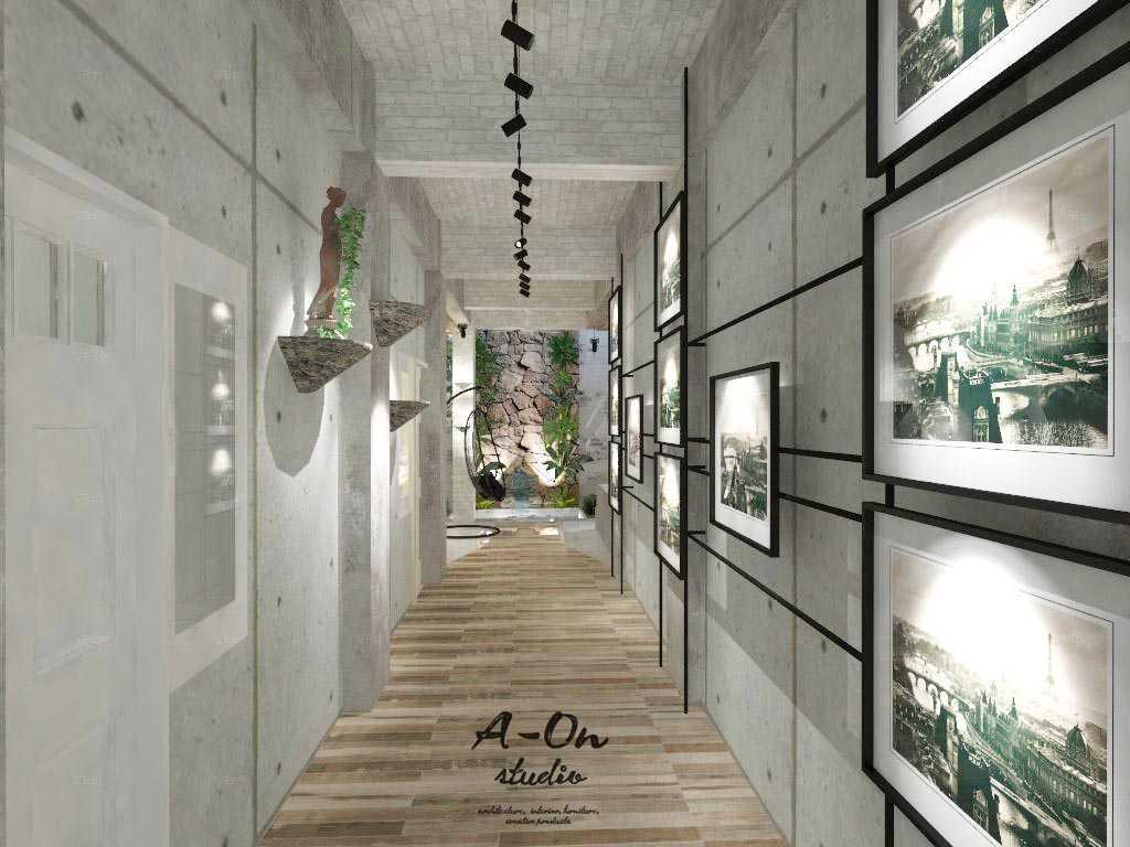 A-On Studio House Of Azwar Setiabudi, South Jakarta City, Jakarta, Indonesia Setiabudi, South Jakarta City, Jakarta, Indonesia Rev3Lt1A230117 Tropis,modern Mini Gallery 34734