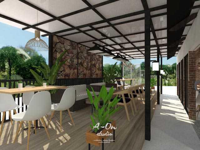A-On Studio Prince Cafe Kebumen Regency, Central Java, Indonesia Kebumen Regency, Central Java, Indonesia Belakang2Rev208022017 Industrial Semi Outdoor 34735