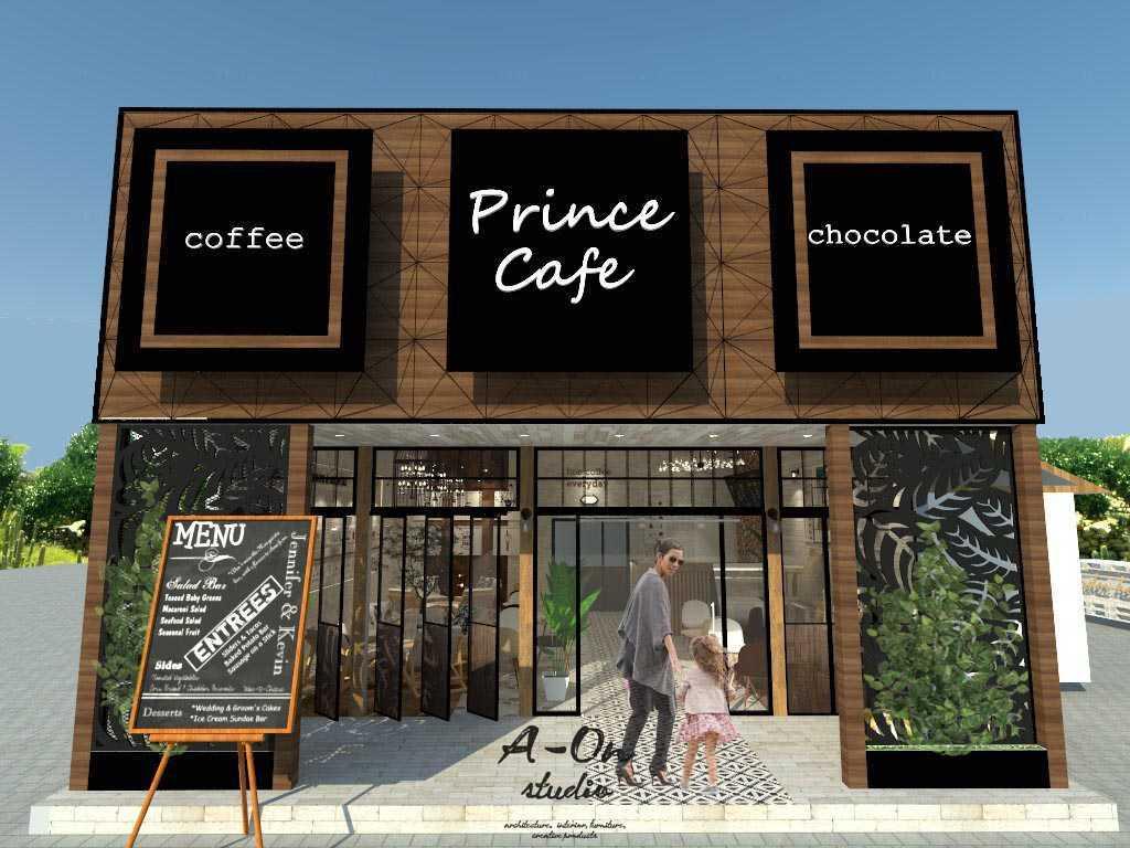 A-On Studio Prince Cafe Kebumen Regency, Central Java, Indonesia Kebumen Regency, Central Java, Indonesia Depan3Rev208022017 Industrial Facade 34737