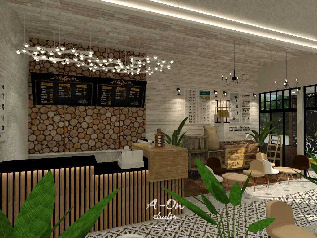 A-On Studio Prince Cafe Kebumen Regency, Central Java, Indonesia Kebumen Regency, Central Java, Indonesia Depan1Rev208022017 Industrial Cashier And Display 34738
