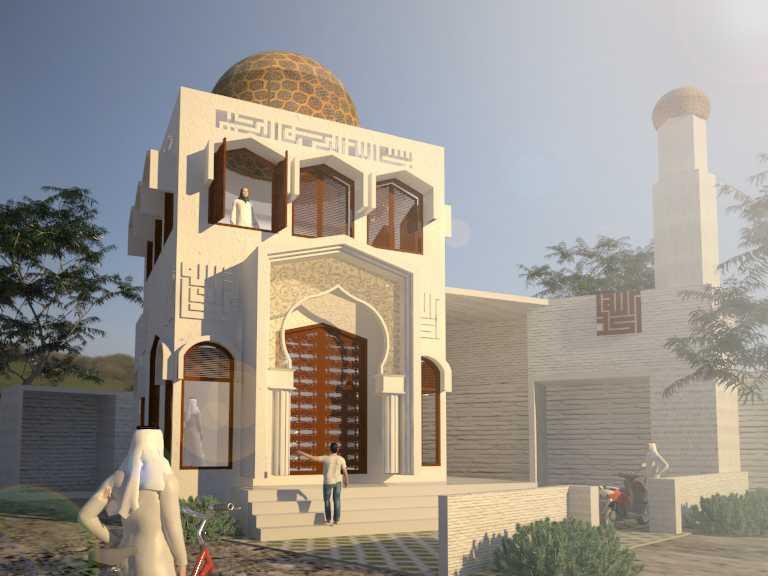 Hrw Architect Masjid Maospati Maospati, Kabupaten Magetan, Jawa Timur, Indonesia Maospati, Kabupaten Magetan, Jawa Timur, Indonesia View-Perspektif2   33104