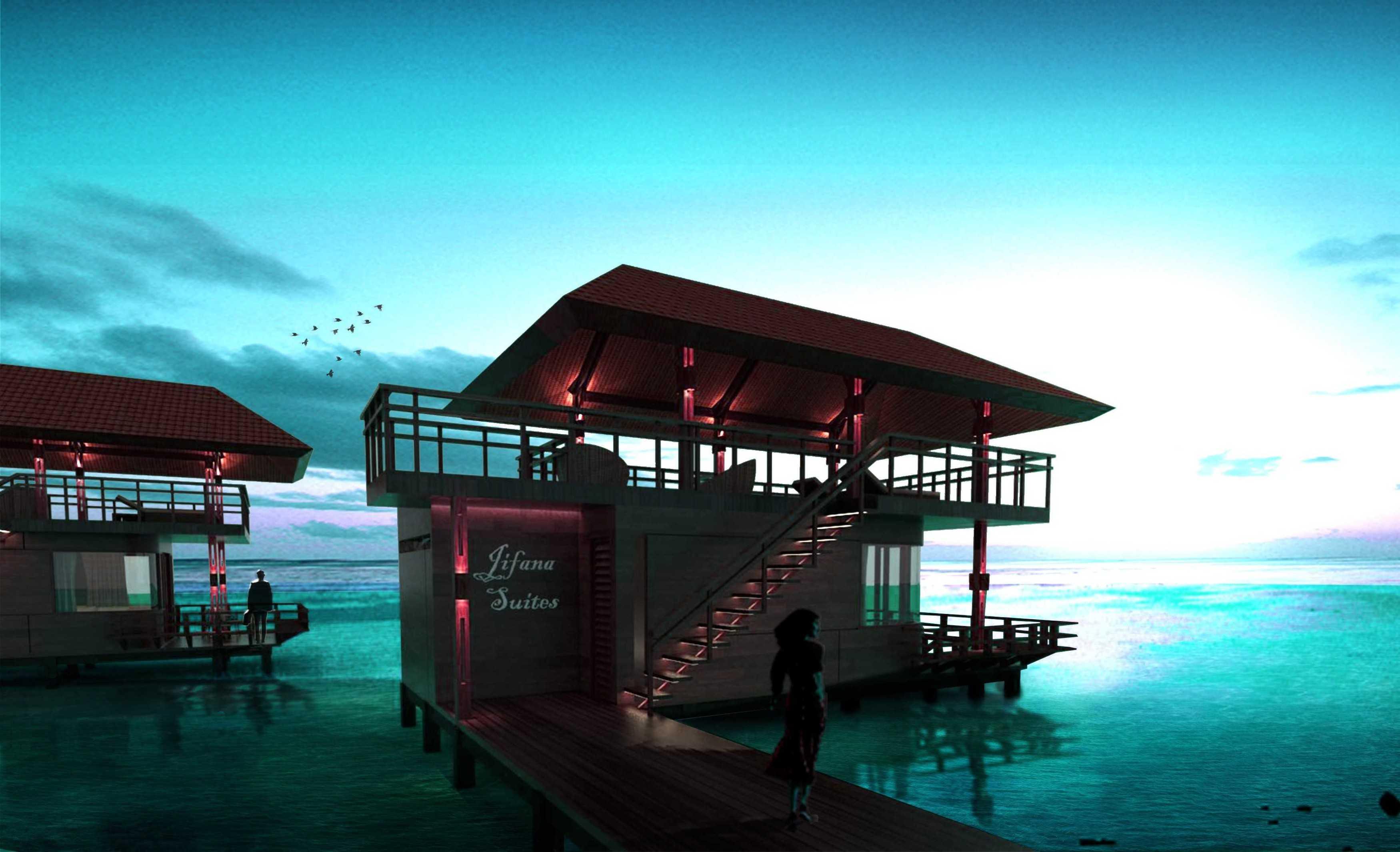 Lukemala Creative Studio Jifana Resort (Suite Type) Lampung, Indonesia Lampung, Indonesia Exterior   34379