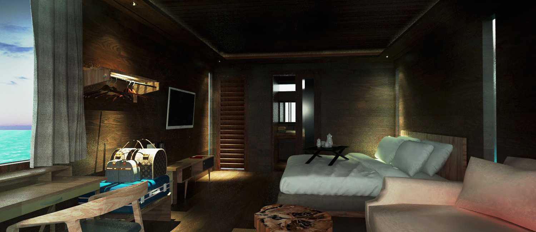 Lukemala Creative Studio Jifana Resort (Suite Type) Lampung, Indonesia Lampung, Indonesia Interior-2   34381