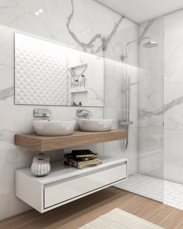 .interval .house At Martadinata Bandung, Bandung City, West Java, Indonesia  Bathroom-2 Modern,minimalis  36573