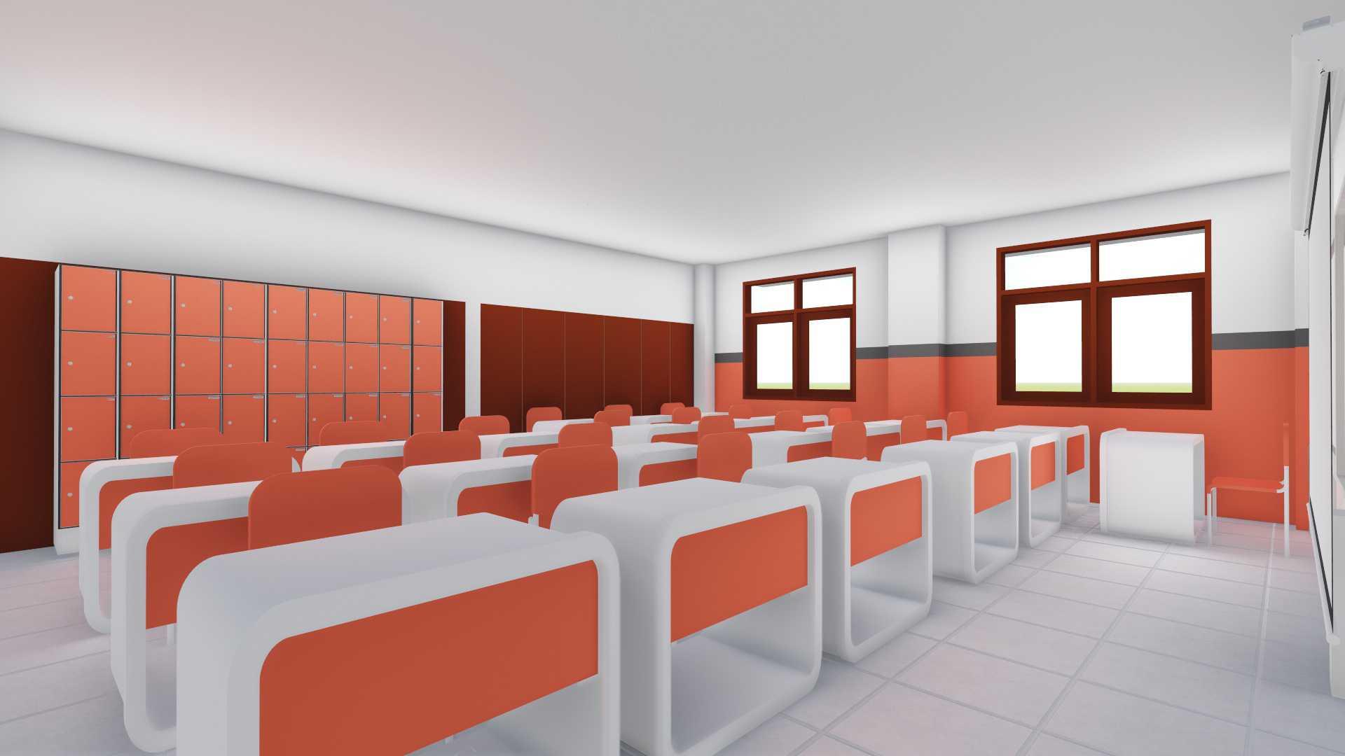 Photo Ruang Kelas Sd Juara Bandung 5 Desain Arsitek Oleh