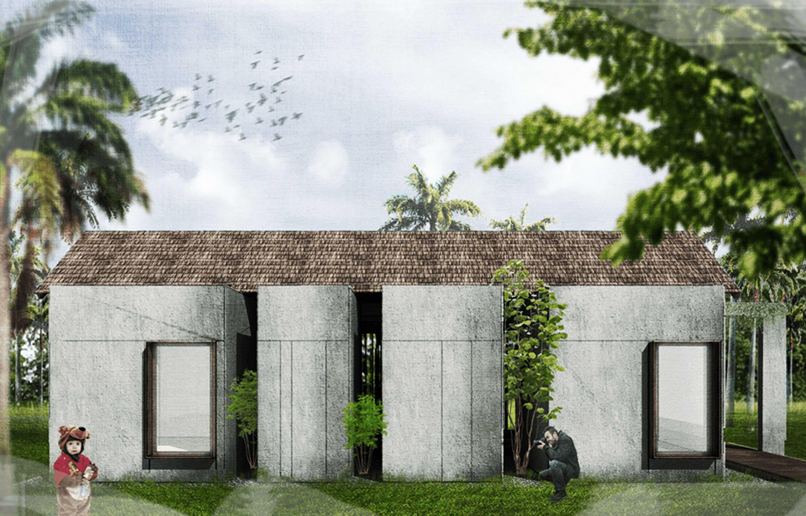 Studio Benang Merah A-1601 Seribu Guest House Kepulauan Seribu Regency, Jakarta, Indonesia Kepulauan Seribu Regency, Jakarta, Indonesia 3 Kontemporer,skandinavia,modern  36820