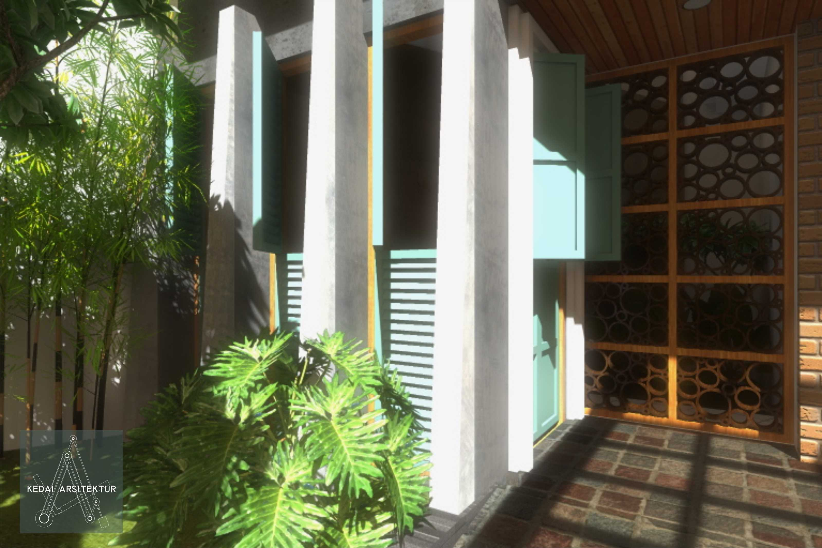 Kedai.arsitektur Rumah Puri Bali-5 Bojongsari, Kota Depok, Jawa Barat, Indonesia  Rmh-Puri-Bali-5-Image-4 Industrial  35889