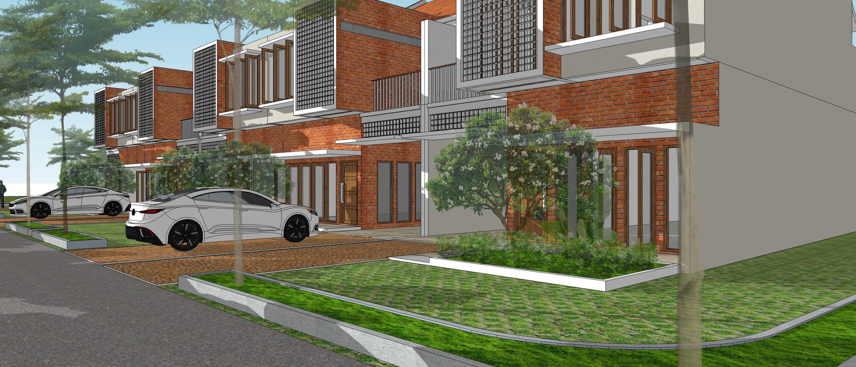 Ardea Architects Cluster Shwe Bon Thar - Umg  Shwe Bon Thar Rd, Yangon, Myanmar (Burma) Shwe Bon Thar Rd, Yangon, Myanmar (Burma) Side View Tropical  40440