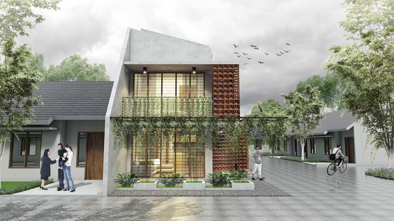 Ardea Architects Rp House Kota Semarang, Jawa Tengah, Indonesia Kota Semarang, Jawa Tengah, Indonesia Rp House - Side View   41440