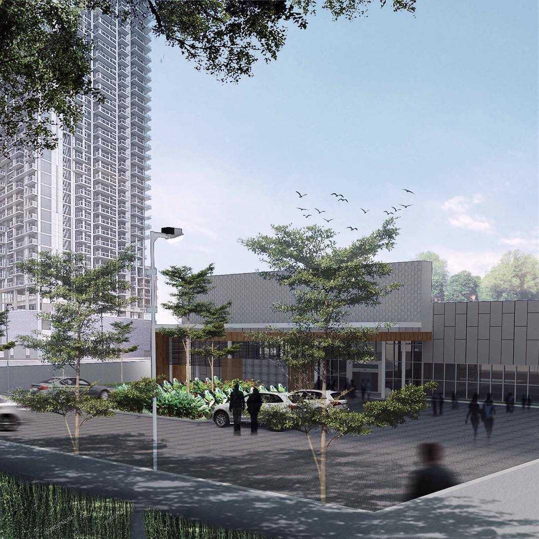 Rupa Architecture + Design Vivo Marketing Gallery Karawaci, Kota Tangerang, Banten, Indonesia  137142086600817741570751323306505N Kontemporer  36410