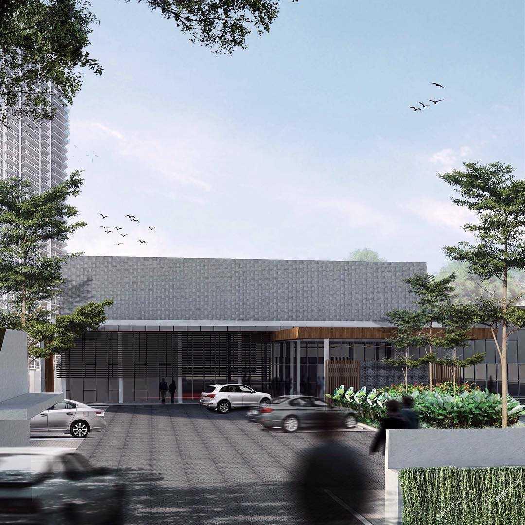Rupa Architecture + Design Vivo Marketing Gallery Karawaci, Kota Tangerang, Banten, Indonesia  1376757410841005950141171204887827N Kontemporer  36412