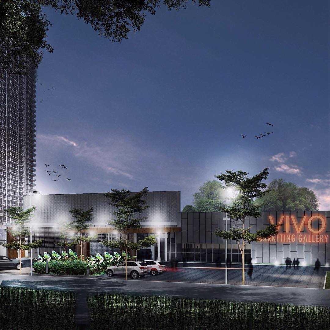 Rupa Architecture + Design Vivo Marketing Gallery Karawaci, Kota Tangerang, Banten, Indonesia  137222832335335037071561860501171N Kontemporer  36413