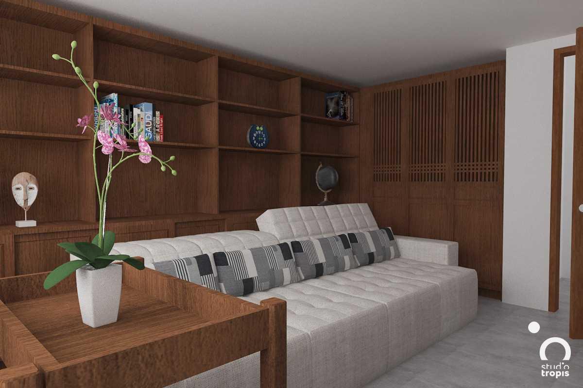 Studio Tropis Penn Villa Bali, Indonesia Bali, Indonesia Penn Villa - Living Room   44064