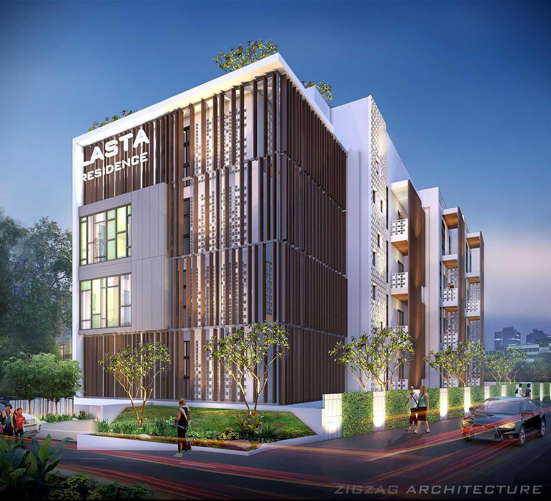 Zigzag Architecture Studio Lasta Residence Jakarta, Daerah Khusus Ibukota Jakarta, Indonesia Jakarta, Daerah Khusus Ibukota Jakarta, Indonesia Lasta-View2- Kontemporer  37098