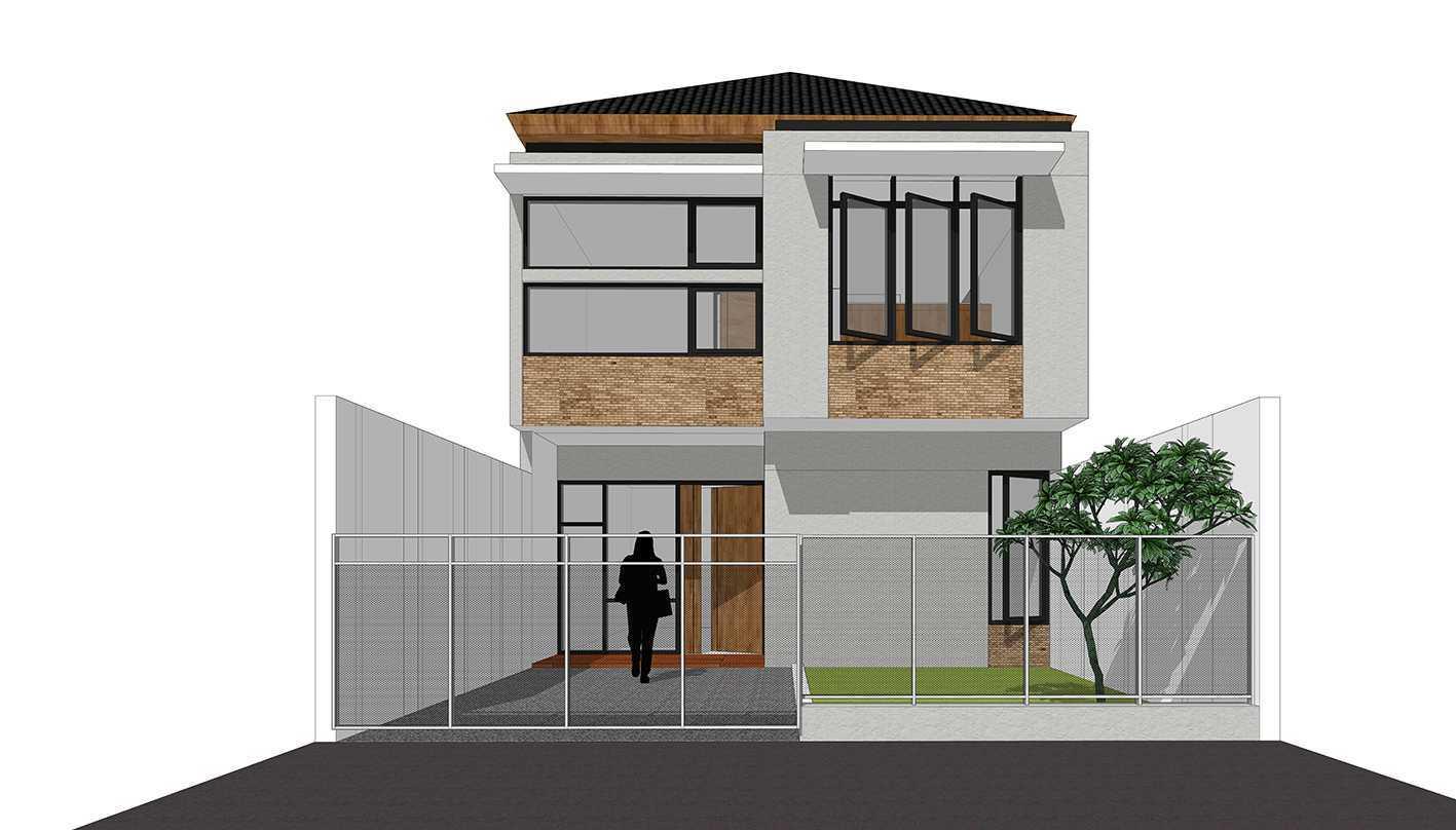 Karani W House Antapani, Kota Bandung, Jawa Barat, Indonesia Antapani, Kota Bandung, Jawa Barat, Indonesia 01 Modern,skandinavia,tropis  37635