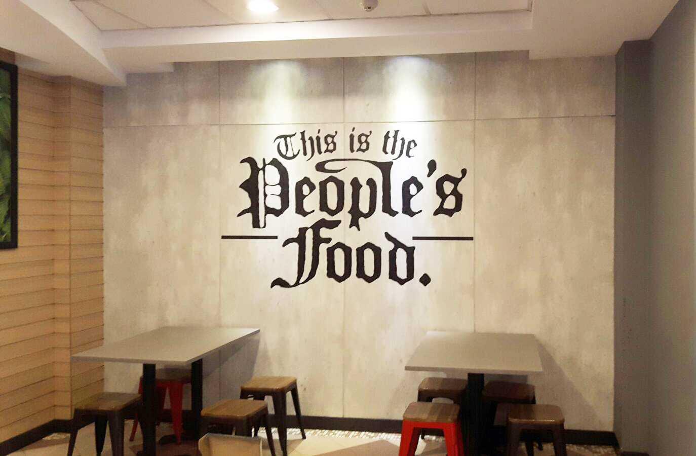 Minimmax Interiors Pte Ltd Pizza Hut Kampong Ubi 10 Jln Ubi, Singapura 409075 10 Jln Ubi, Singapura 409075 Cashier Area Kontemporer  38543