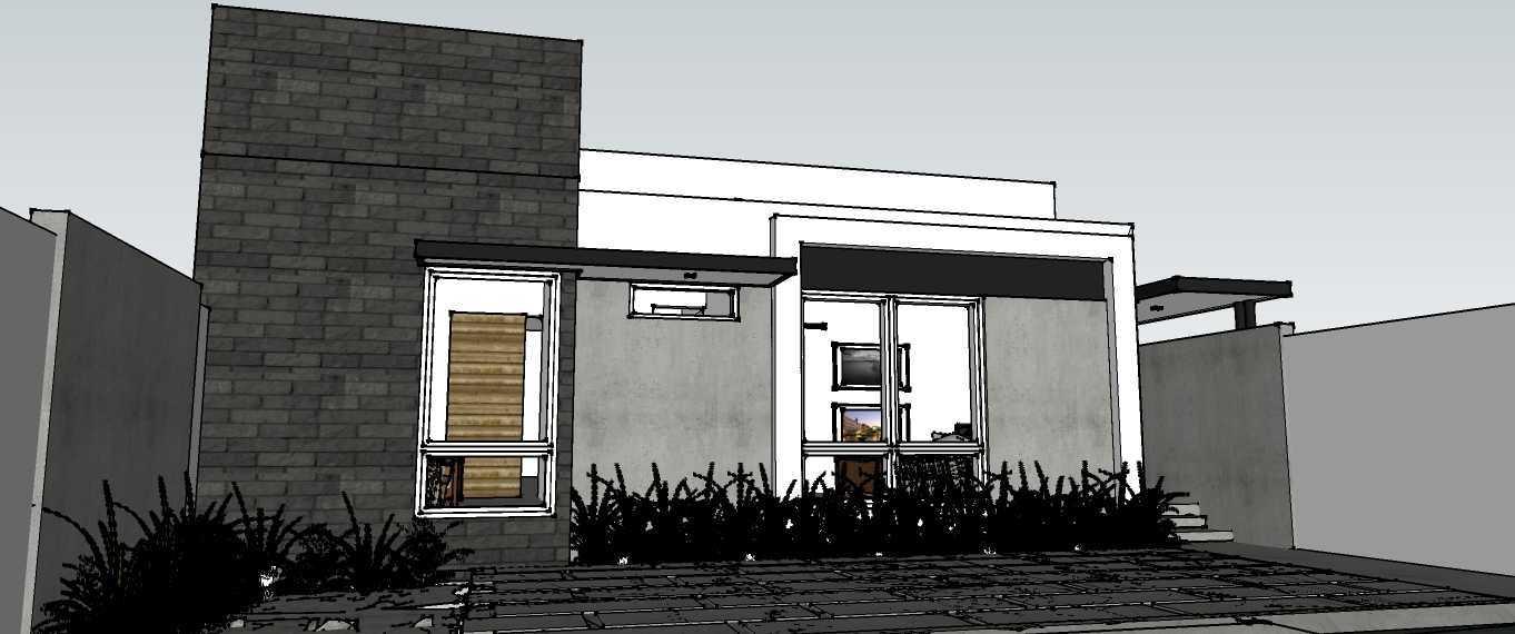 Fdesign Architect Jatiwaringin House Jatiwaringin, Pondokgede, Kota Bks, Jawa Barat, Indonesia Jatiwaringin, Pondokgede, Kota Bks, Jawa Barat, Indonesia Facade View   49550