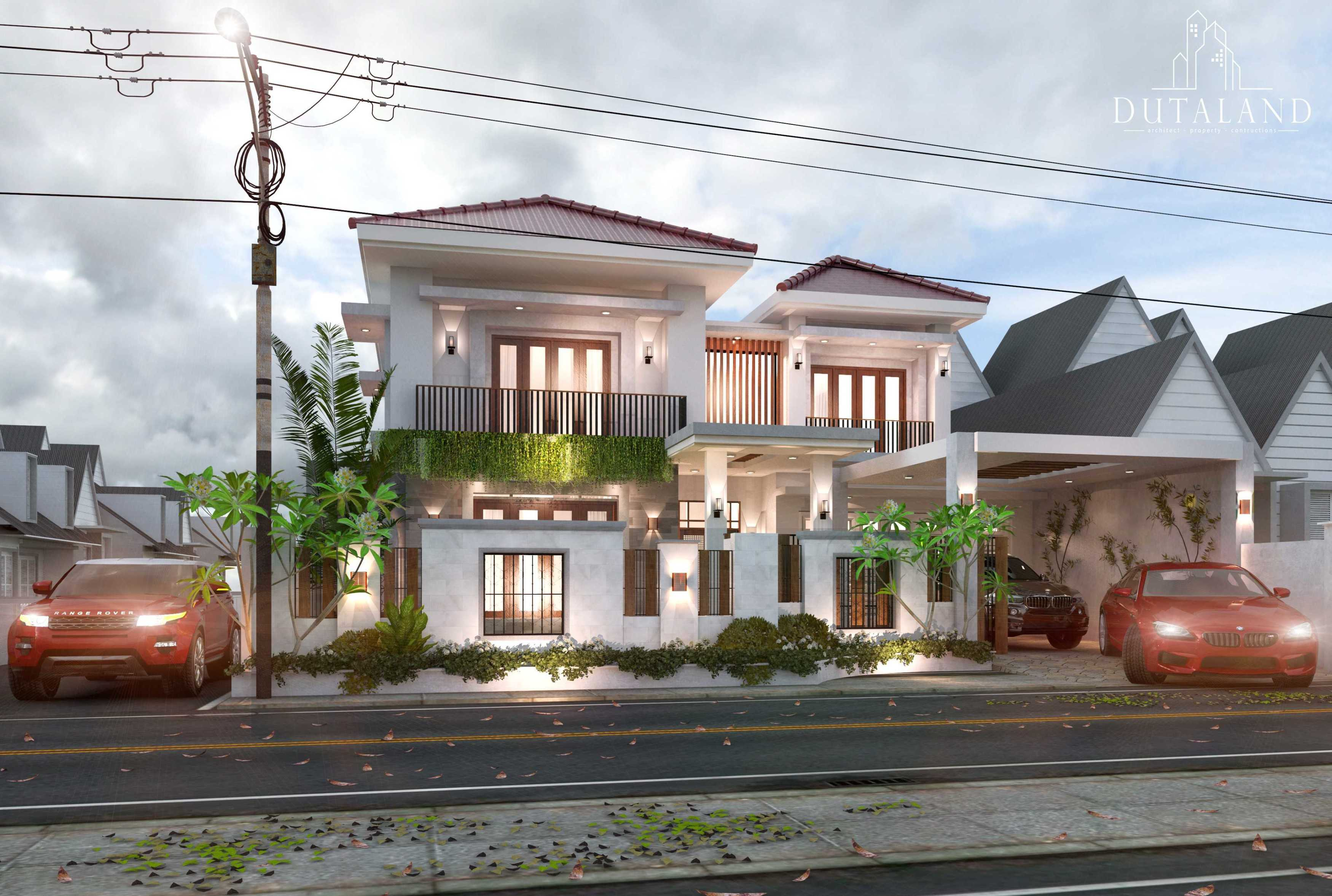 Dutaland House In Murni Medan, Kota Medan, Sumatera Utara, Indonesia Medan, Kota Medan, Sumatera Utara, Indonesia Facade Tropical  40723