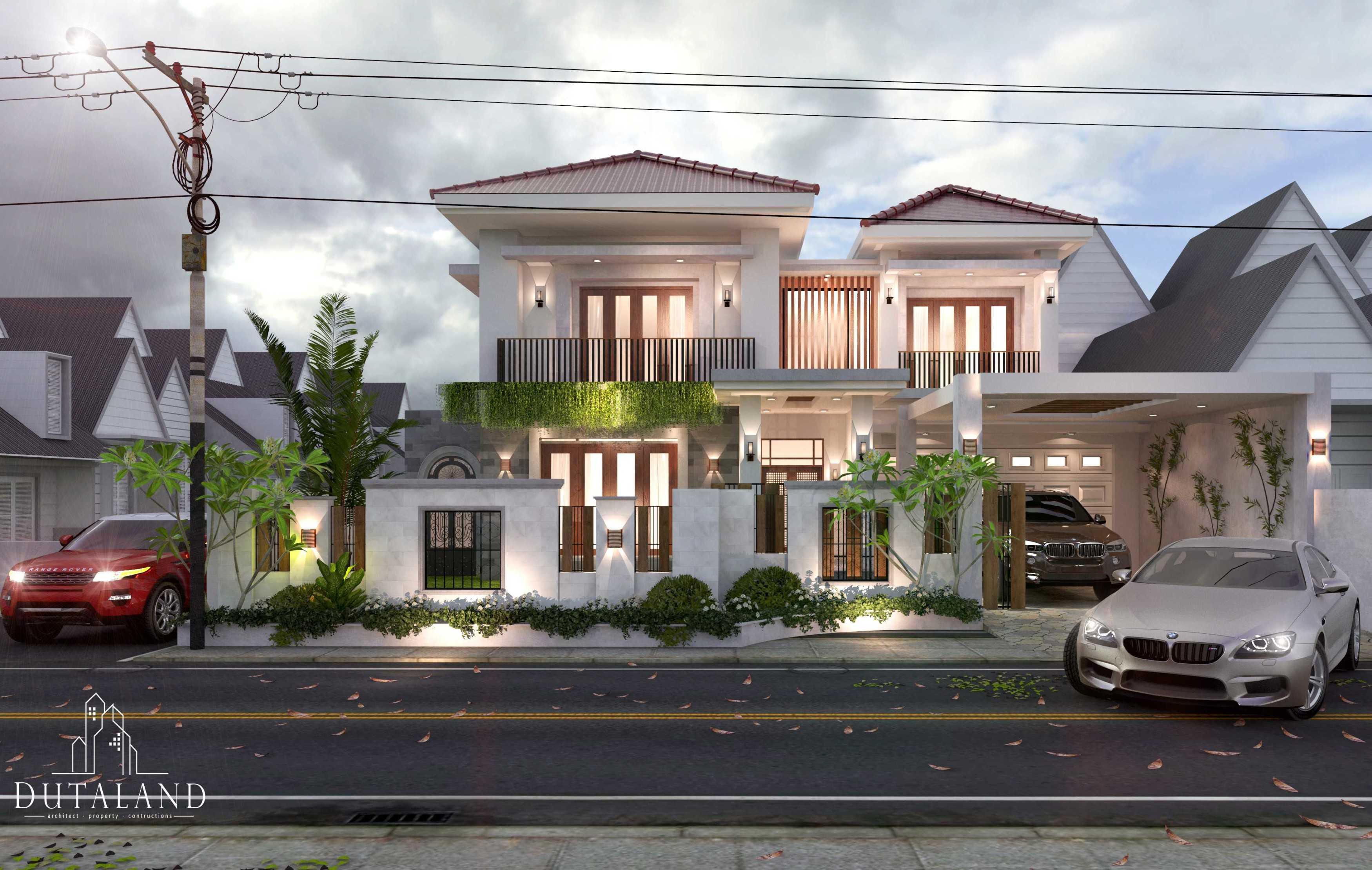 Dutaland House In Murni Medan, Kota Medan, Sumatera Utara, Indonesia Medan, Kota Medan, Sumatera Utara, Indonesia Front View Tropical  40724