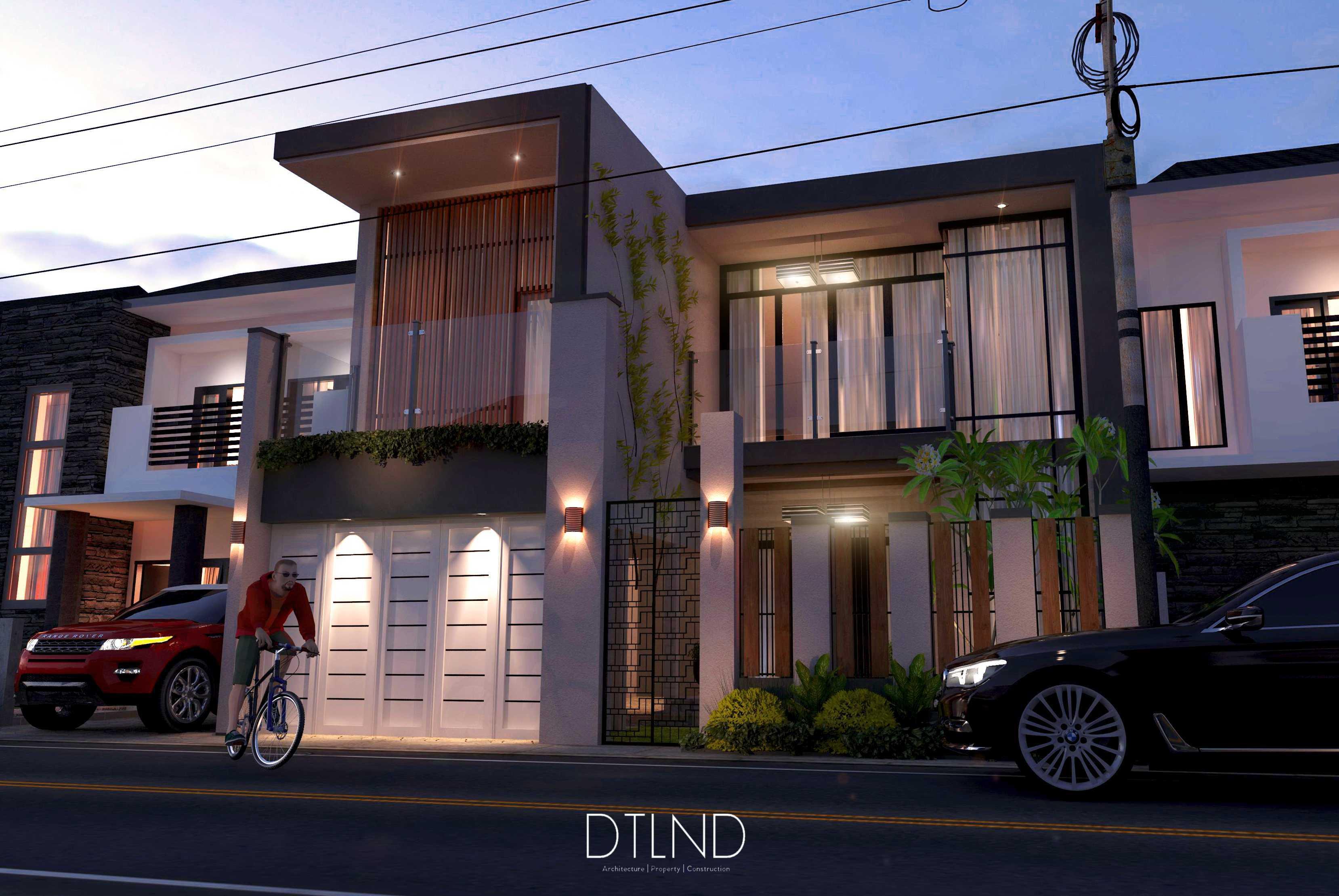 Dutaland Rumah Seroja Kota Medan, Sumatera Utara, Indonesia Kota Medan, Sumatera Utara, Indonesia Rumah Seroja - Facade   41527