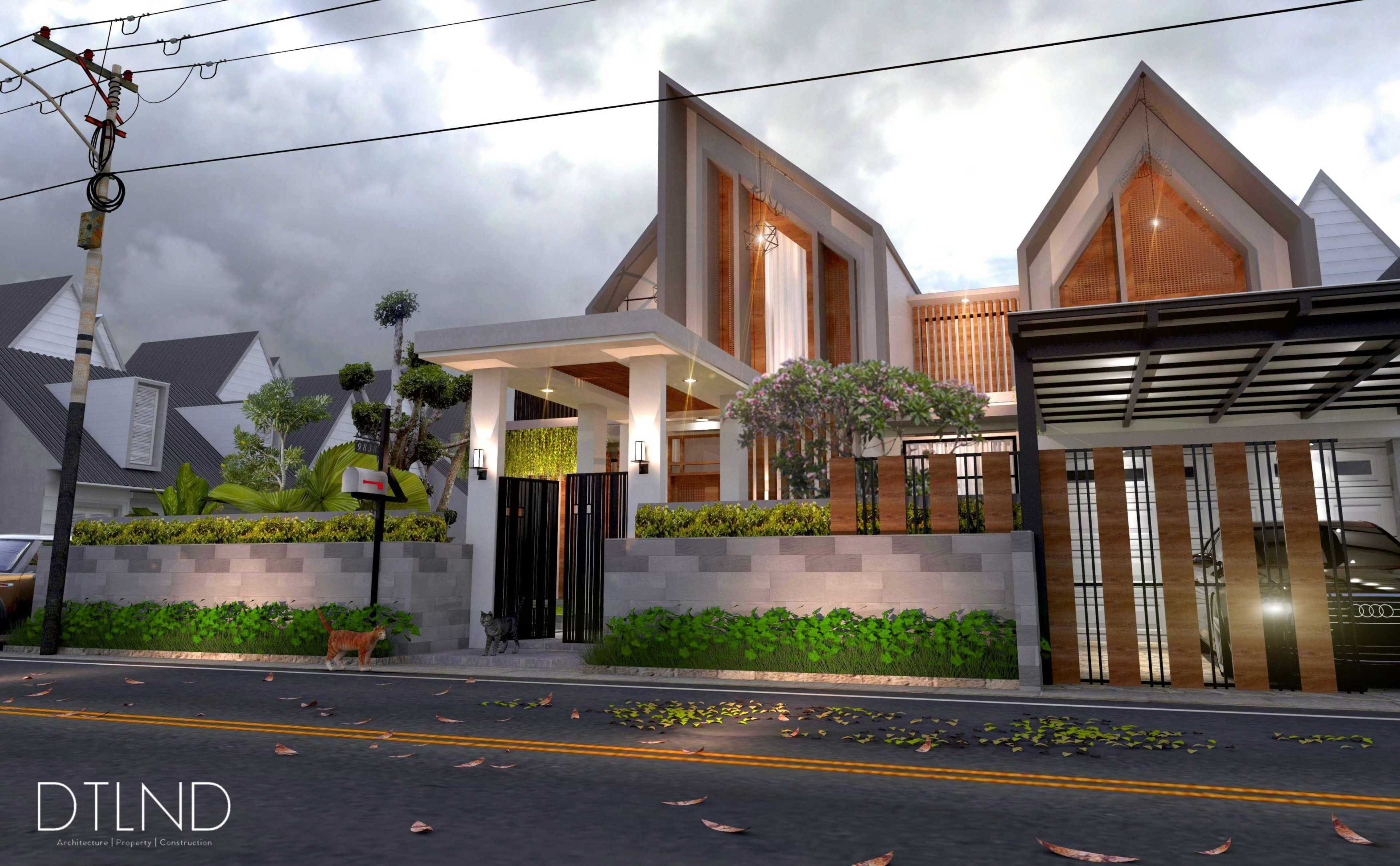 Dutaland Villa Setia Budi Kota Medan, Sumatera Utara, Indonesia Kota Medan, Sumatera Utara, Indonesia Villa Setia Budi - Facade   41535