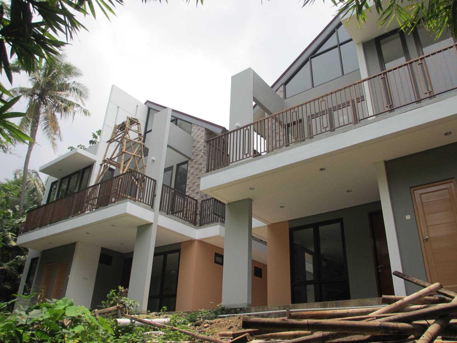 Pda Arsitek Rumah Kamboja Depok, Kota Depok, Jawa Barat, Indonesia Depok, Kota Depok, Jawa Barat, Indonesia Facade Modern  39631