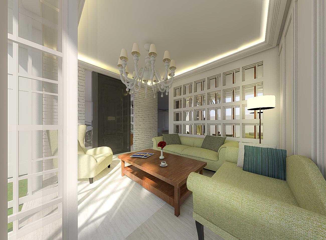 Cnd Architect Rumah Jati Asih Jatiasih, Kota Bks, Jawa Barat, Indonesia Jatiasih, Kota Bks, Jawa Barat, Indonesia Living Room Kontemporer  43730