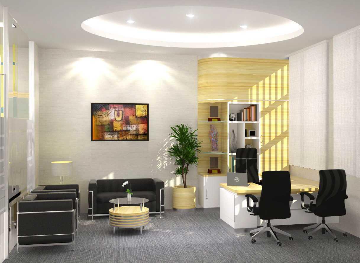 photo ruang direktur ruang kantor it unpad jatinangor desain arsitek oleh pt akses citra kharisma studio