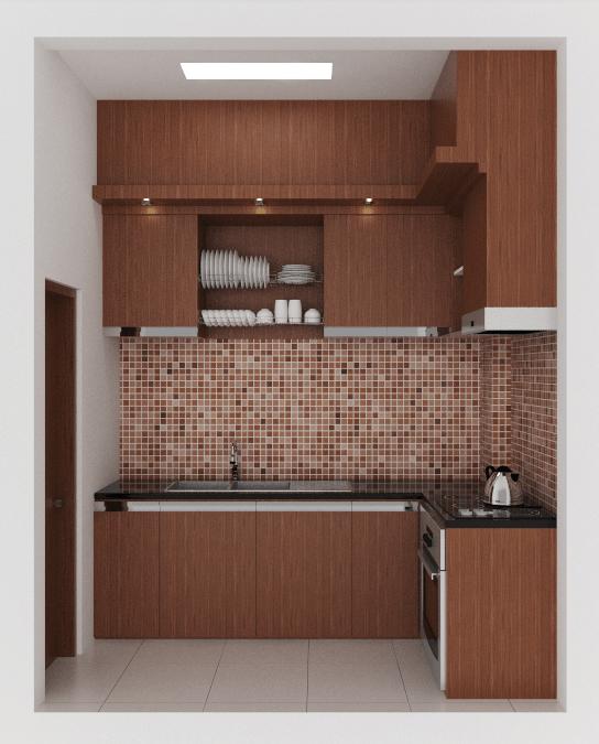 Mannor Architect Interior Ruko Skp Tangerang Tangerang, Kota Tangerang, Banten, Indonesia Tangerang, Kota Tangerang, Banten, Indonesia Kitchen Room   40706