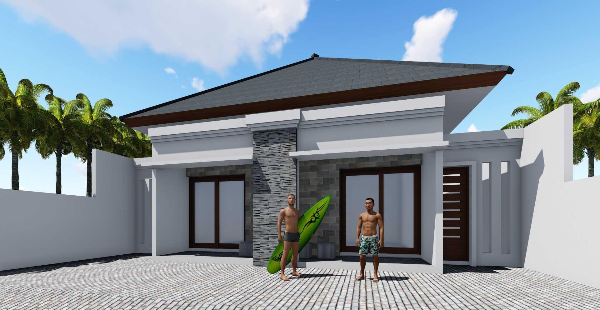 Mannor Architect Homestay Gorontalo Gorontalo, Kota Gorontalo, Gorontalo, Indonesia Gorontalo, Kota Gorontalo, Gorontalo, Indonesia Facade Day Time Tropical  40733
