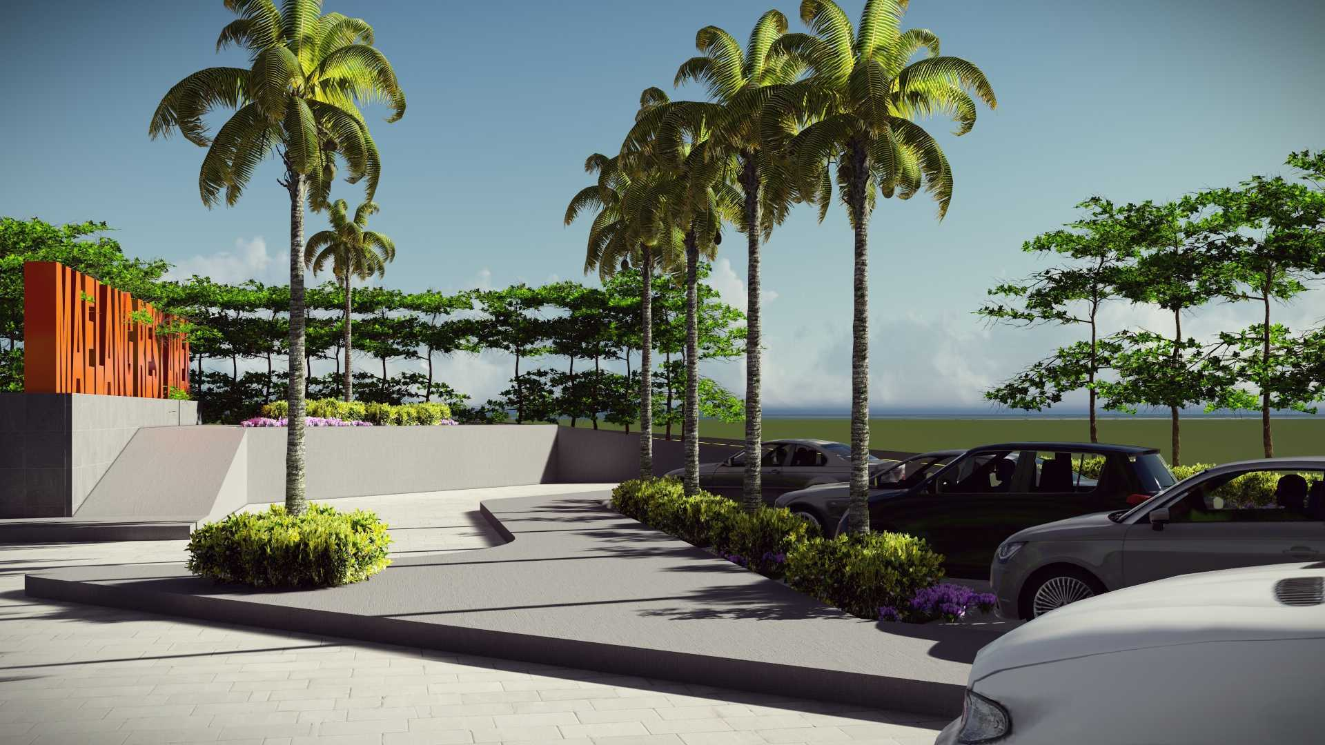 Mannor Architect Maelang Parking Area Gorontalo, Indonesia Gorontalo, Indonesia Maelang Rest Area   40746