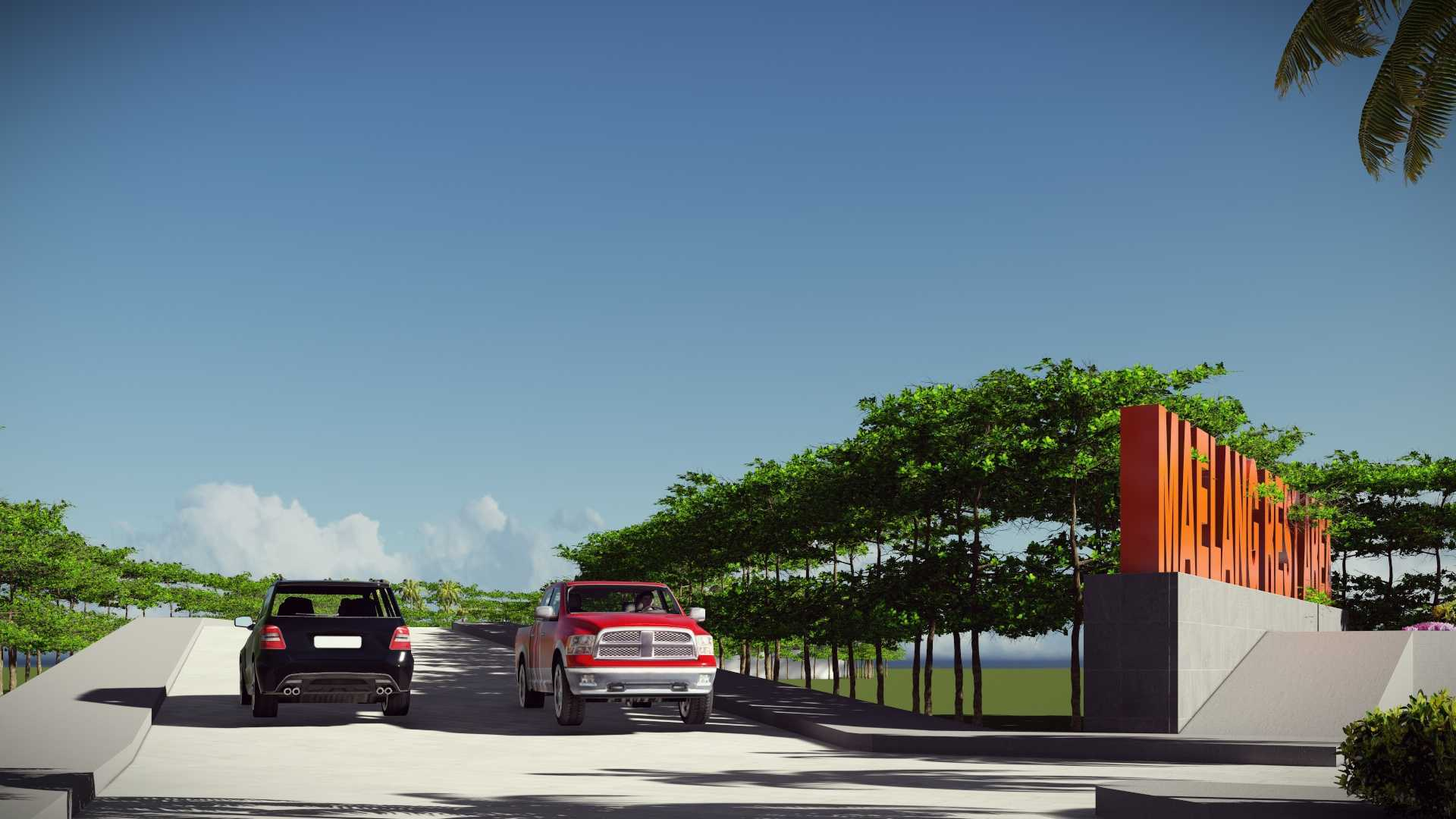 Mannor Architect Maelang Parking Area Gorontalo, Indonesia Gorontalo, Indonesia Maelang Rest Area   40747