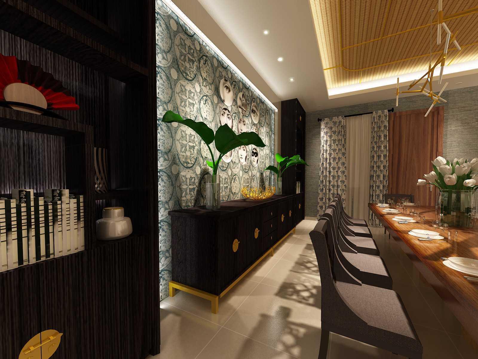Koerie Design Vgi Residence Blok, Jl. Bgr. Boulevard Blok A2 No.3A, Rt.6/rw.14, West Kelapa Gading, Kelapa Gading, North Jakarta City, Jakarta 14240, Indonesia Blok, Jl. Bgr. Boulevard Blok A2 No.3A, Rt.6/rw.14, West Kelapa Gading, Kelapa Gading, North Jakarta City, Jakarta 14240, Indonesia Dining Room Eklektik  40256