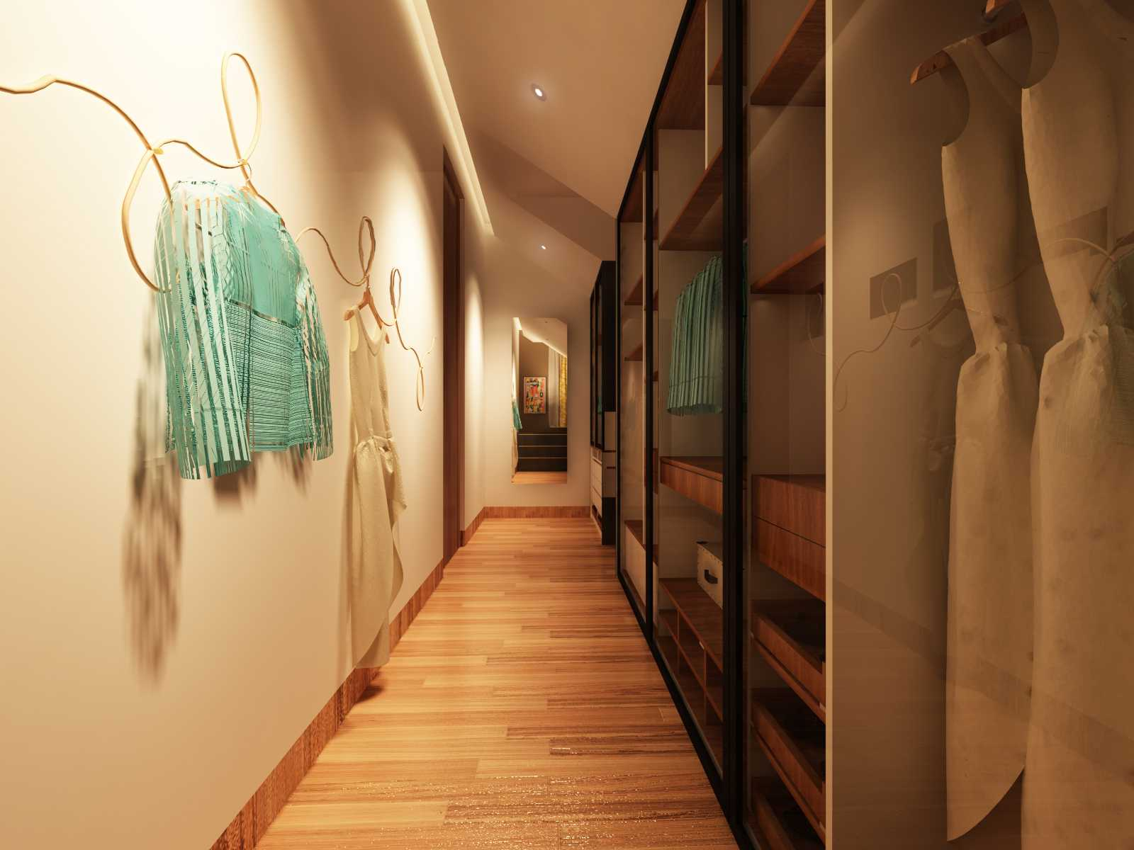 Koerie Design Vgi Residence Blok, Jl. Bgr. Boulevard Blok A2 No.3A, Rt.6/rw.14, West Kelapa Gading, Kelapa Gading, North Jakarta City, Jakarta 14240, Indonesia Blok, Jl. Bgr. Boulevard Blok A2 No.3A, Rt.6/rw.14, West Kelapa Gading, Kelapa Gading, North Jakarta City, Jakarta 14240, Indonesia Walk-In Closet Eklektik  40261