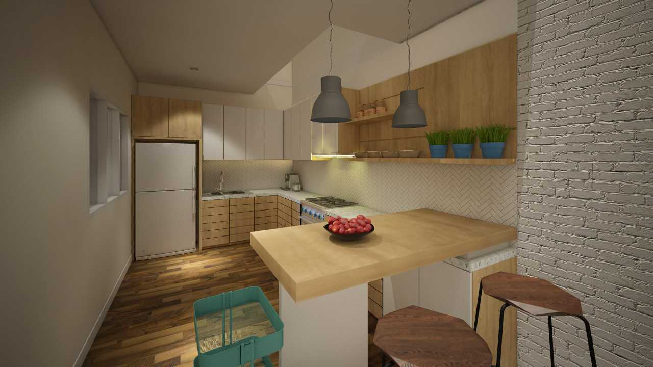 Photo Kitchen Dining Room Sn House 3 Desain Arsitek Oleh Koerie Design Arsitag