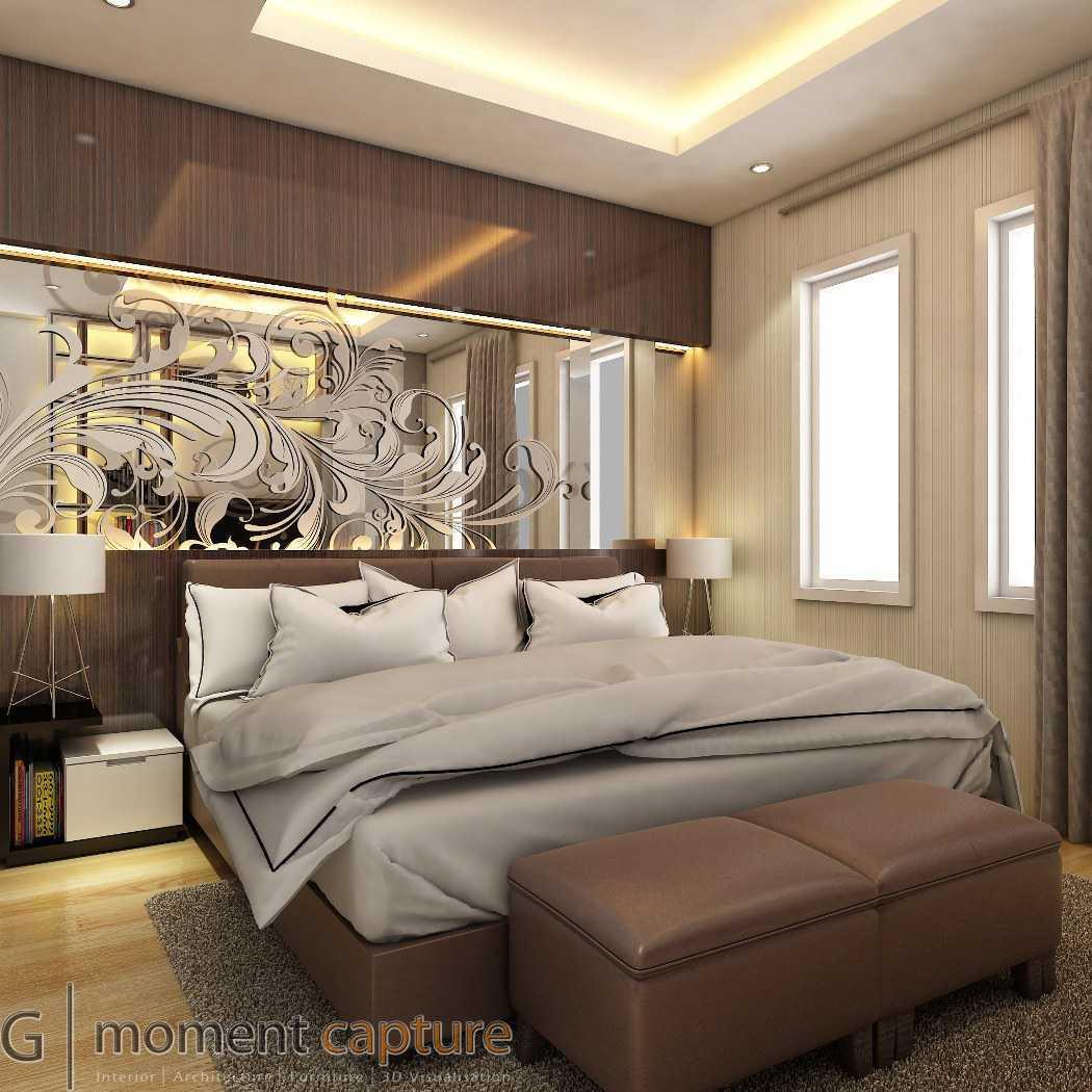 G | Momentcapture Private Residence 2 Daerah Khusus Ibukota Jakarta, Indonesia Daerah Khusus Ibukota Jakarta, Indonesia Master Bedroom Modern  40692