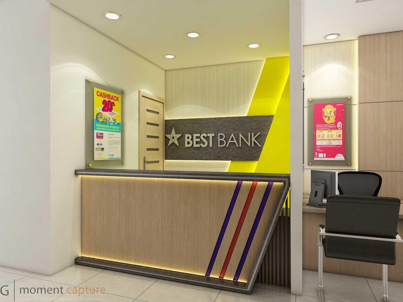 G | Momentcapture Bank Design Project Jakarta, Daerah Khusus Ibukota Jakarta, Indonesia Jakarta, Daerah Khusus Ibukota Jakarta, Indonesia Teller Modern  40762