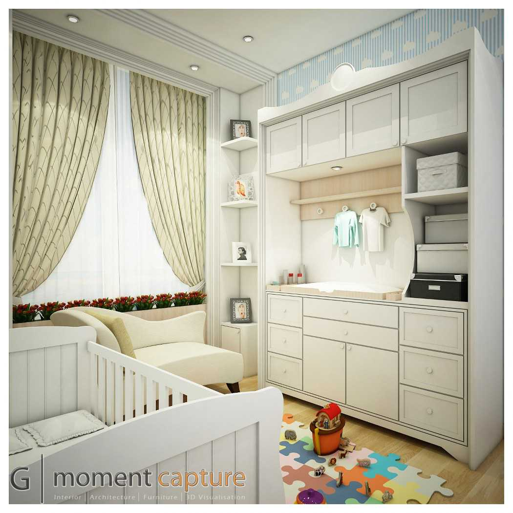 G | Momentcapture Private Apartment Jakarta, Daerah Khusus Ibukota Jakarta, Indonesia Jakarta, Daerah Khusus Ibukota Jakarta, Indonesia Baby Bedroom Modern  40769