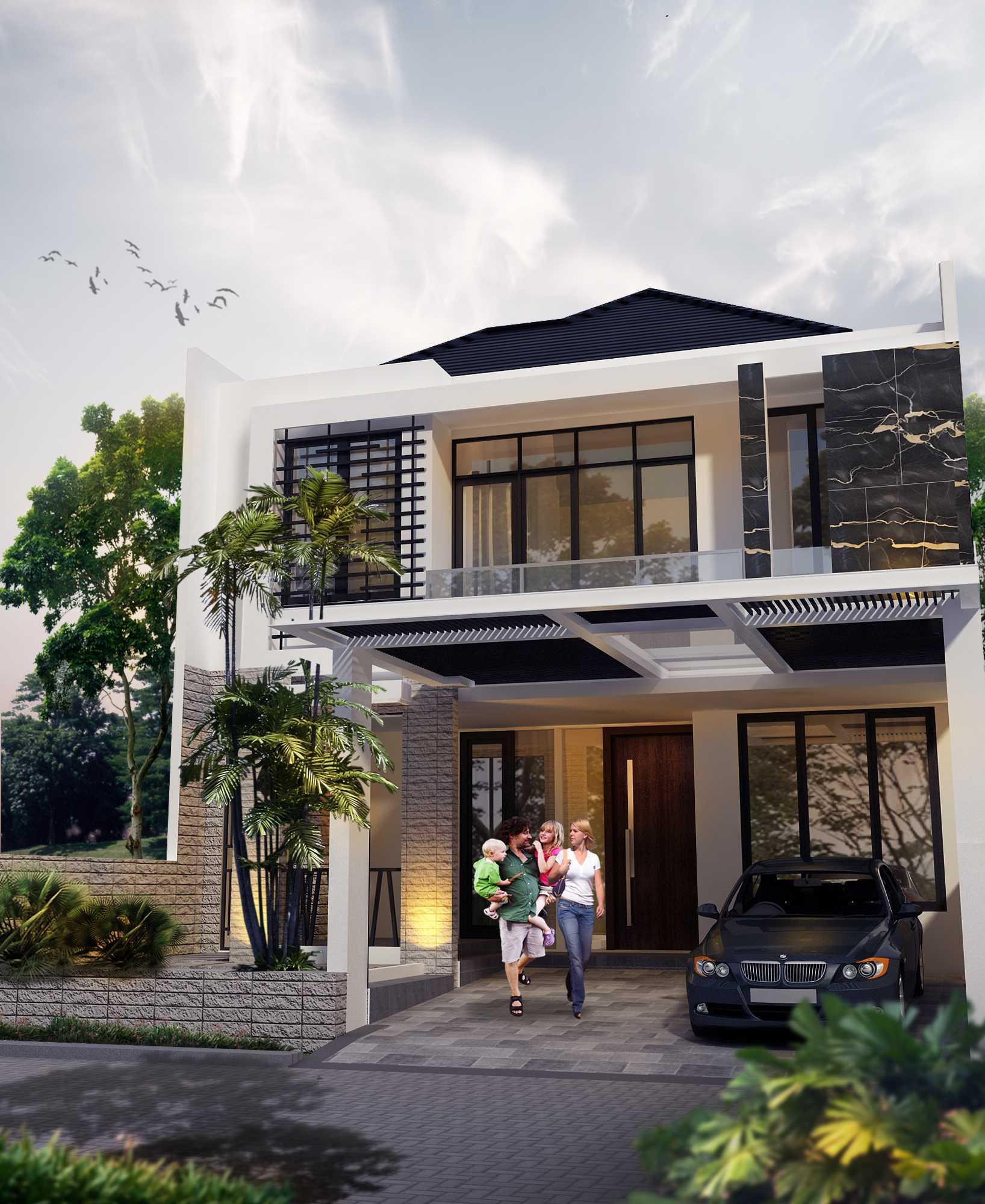 Winner Architecture T Tropical House Jemur Wonosari, Wonocolo, Kota Sby, Jawa Timur 60235, Indonesia Jemur Wonosari, Wonocolo, Kota Sby, Jawa Timur 60235, Indonesia T Tropical House - Exterior   40964