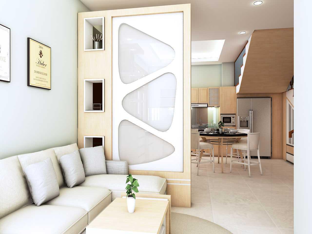 Arteta interior design furniture partisi dan kitchen set modern kontemporer surakarta kota surakarta