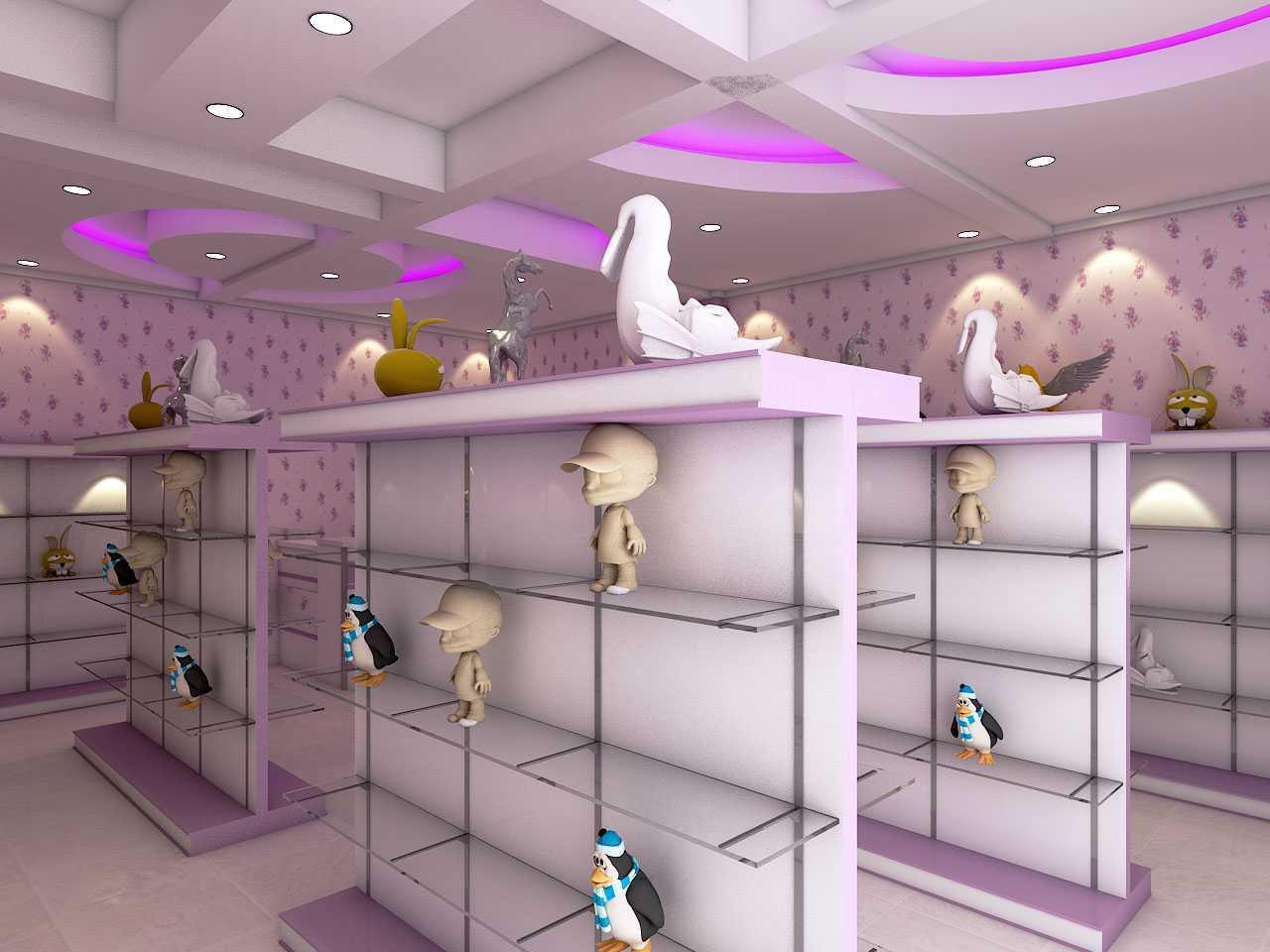 Arteta Interior Design & Furniture Toko Mainan~Purple Mood Surakarta, Kota Surakarta, Jawa Tengah, Indonesia Surakarta, Kota Surakarta, Jawa Tengah, Indonesia Toko Mainan Purple Mood - Display Area Contemporary  41549